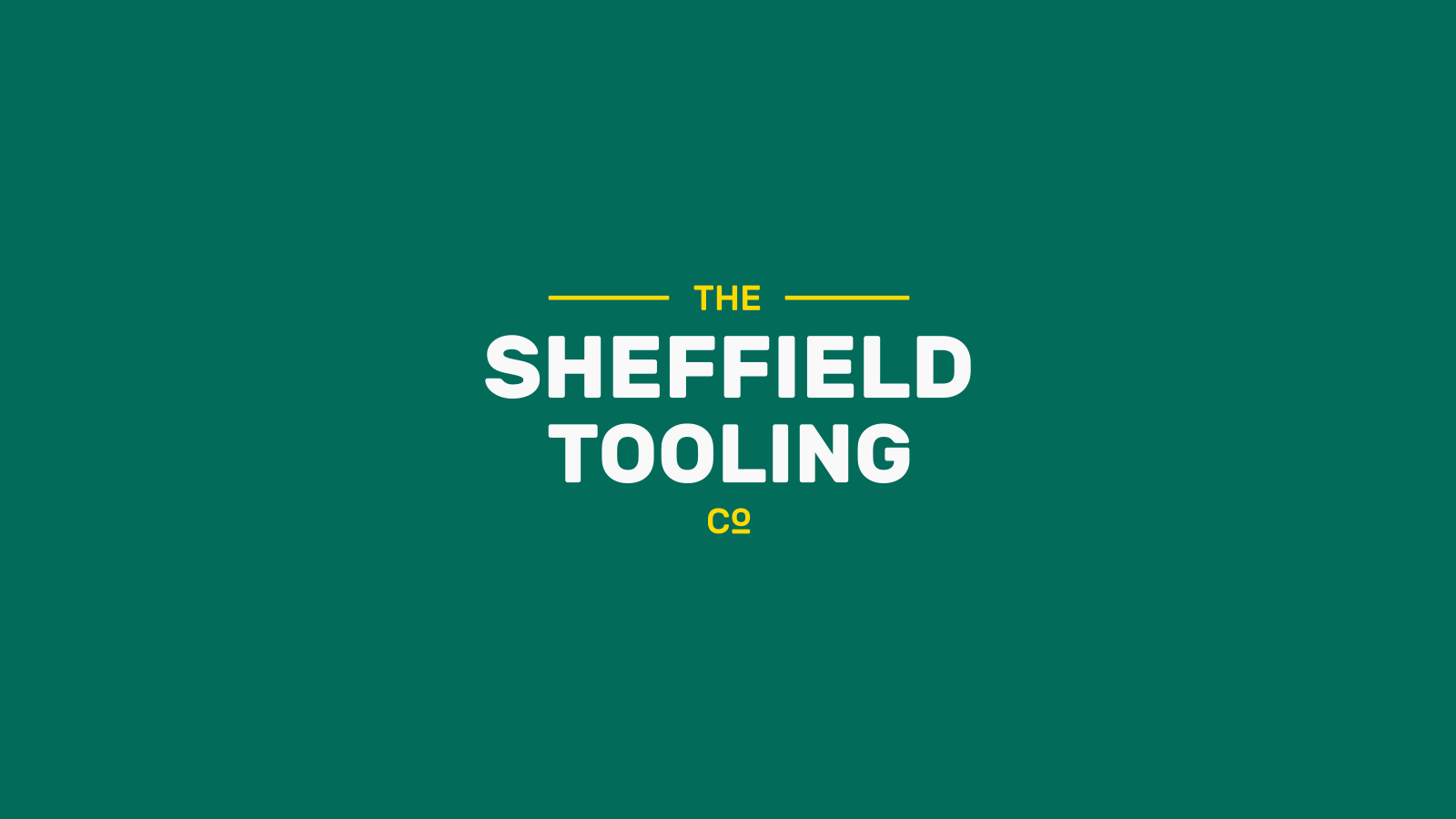 Sheffield Tooling Company Branding Design